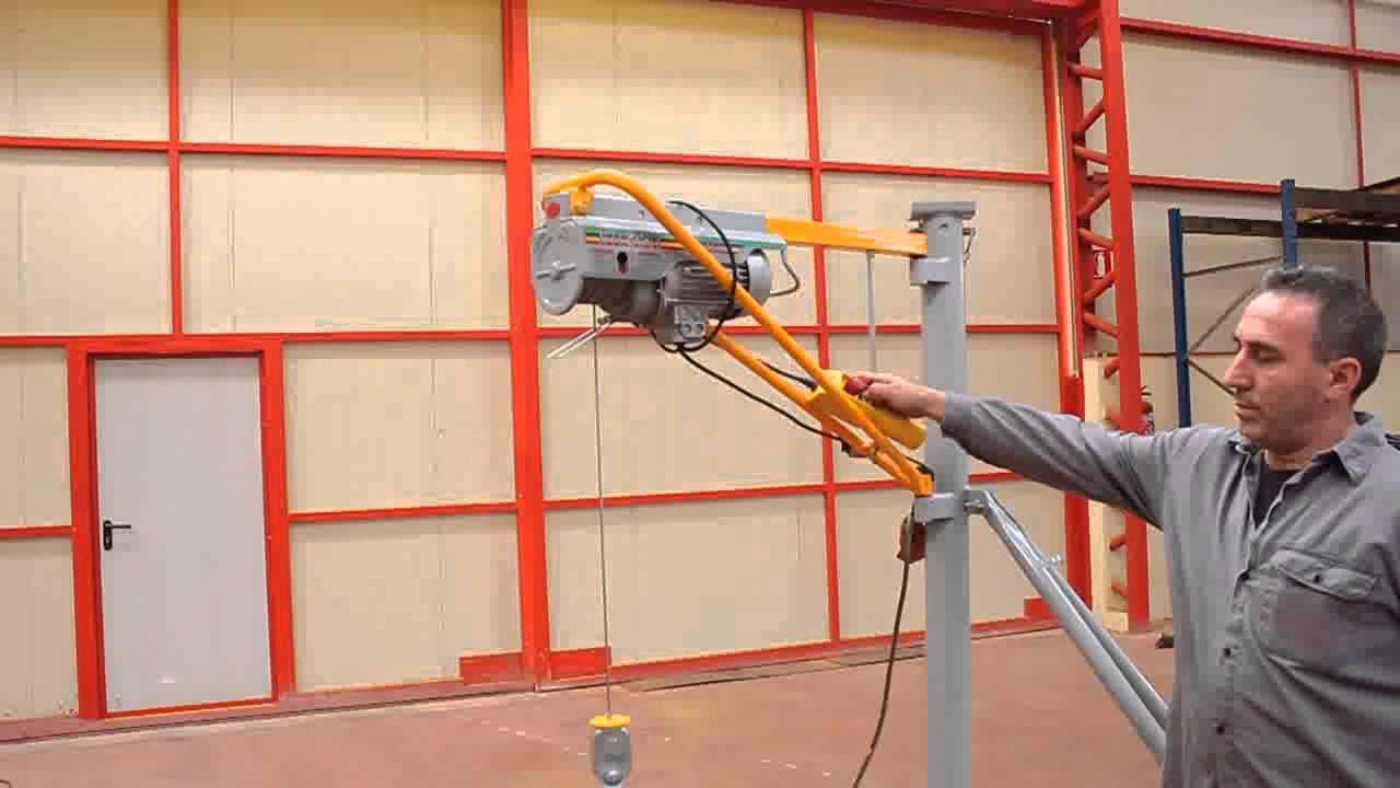 Polipasto el ctrico para elevaci n de cargas iber dos de - Radiadores de pared electricos ...
