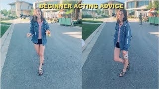 how to get into acting! agents, advice, auditions..& more