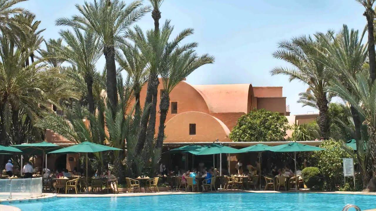 Hotel Kenzi Semiramis Marrakech