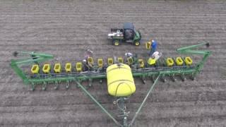 2016 Corn Plot