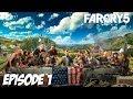 Far Cry 5 - L'aventure Américaine | Episode 1