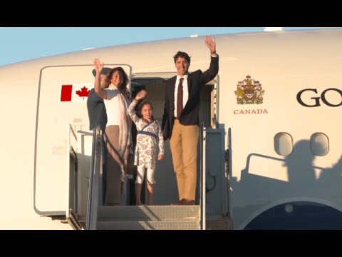 Canadian Prime Minister Leaves for China Visit, G20 Summit