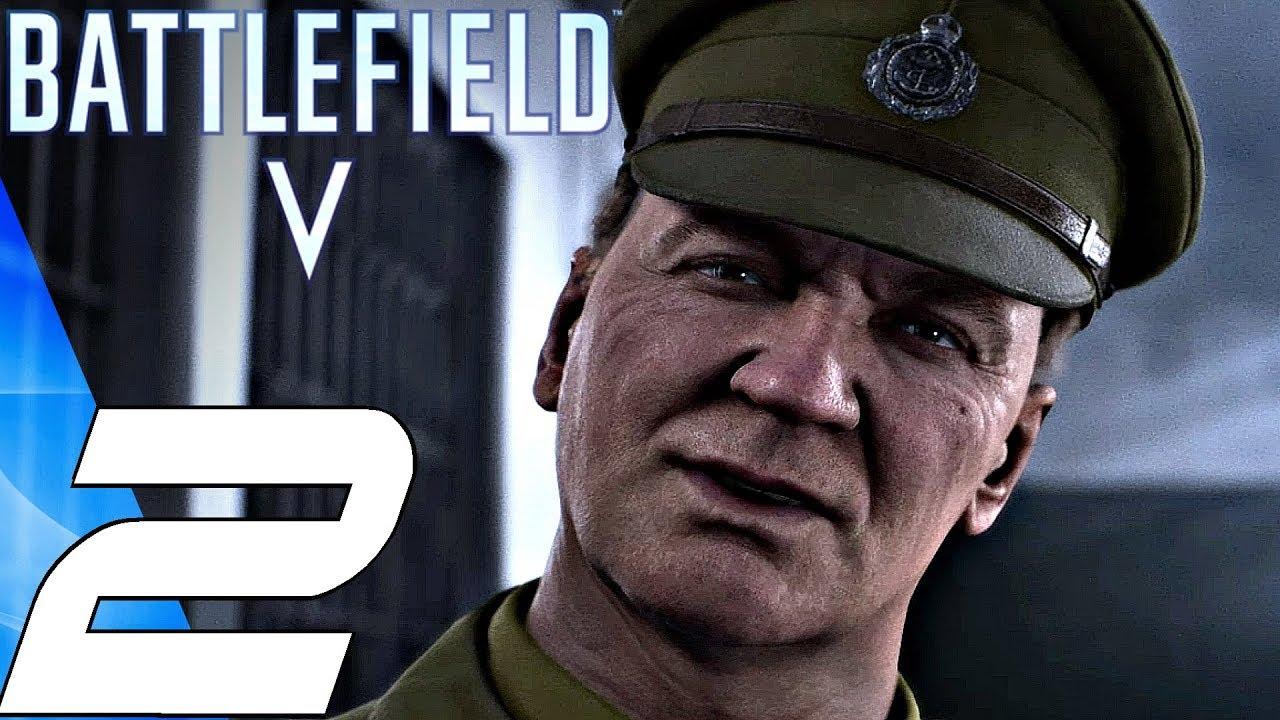 Battlefield 5 War Stories Gameplay Walkthrough - One Angry Gamer