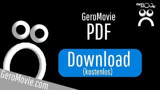 GeroMovie PDF| Download wie funktioniert's?