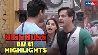 Sidharth Shukla and Asim Riaz fight over Aarti Singh | Bigg Boss 13 Highlights