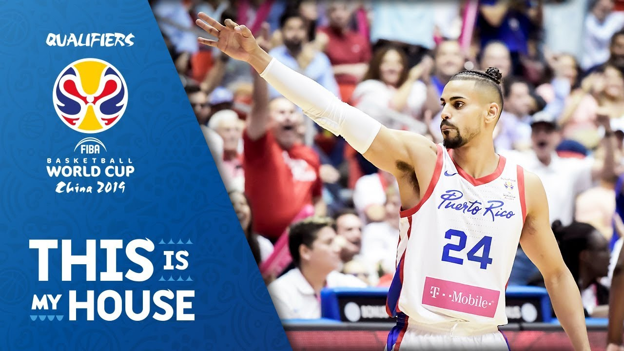 Gian Clavell drops 21 in win over Argentina! - FIBA Basketball World Cup 2019