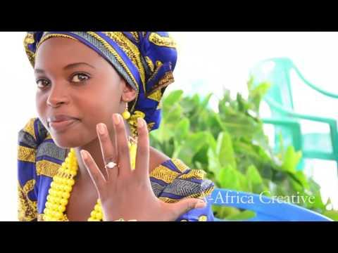 Barnabas & Neema Engagment. (A-Africa Creative)