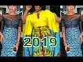 Best African Print Dress Designs 2019 : Collection of Ankara And Aso Ebi To Choose from
