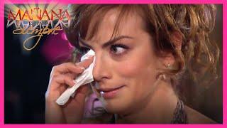 Mañana es para siempre: Fernanda llora al saber que perdió el amor de Franco Santoro | Escena C90