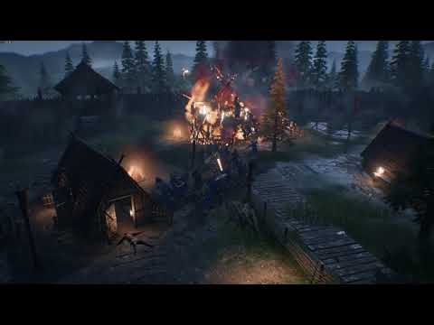 Ancestors Legacy gameplay - GogetaSuperx |