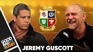 The Prince of Centres, Jeremy Guscott! - Good Bad Rugby Podcast #48