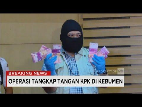 Breaking News: Operasi Tangkap Tangan KPK di Kebumen