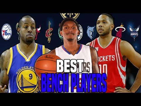 THE BEST BENCH PLAYER ON ALL 30 NBA TEAMS!