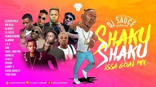 Download Shaku Shaku Dance Street  Afrobeats Mix I 2018  - DJ SAUCE UKRAINE. MP3 song and Music Video