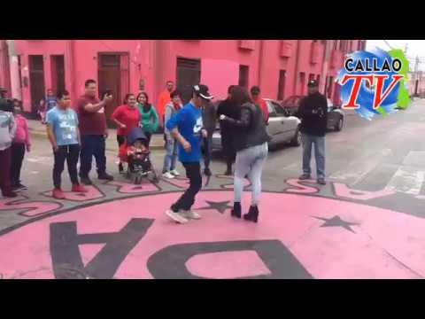 """""""KIKE SUERO"""" EN LAS CARAS DE ATAHUALPA - CALLAO"""