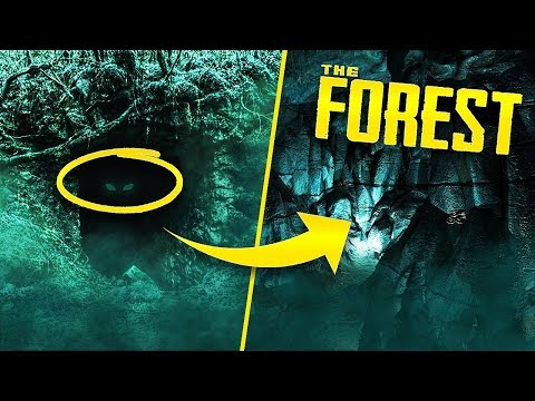 Going in this cave was a mistake... (The Forest)