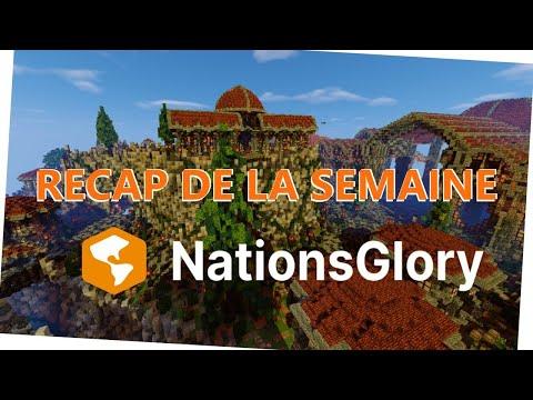 🟧 Récap' De La Semaine du  1 Août | NationsGlory Orange 🟧