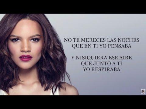 Leslie Grace - No Te Lo Mereces Lyrics