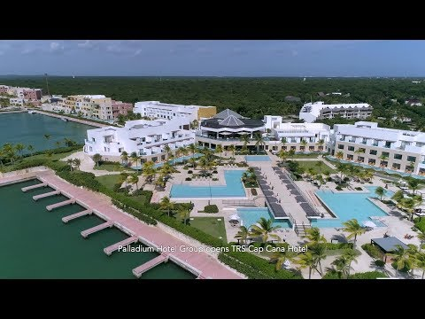 Palladium News: TRS Cap Cana Hotel (Dominican Republic)
