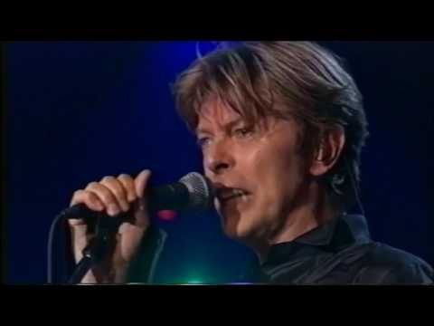 David Bowie - Sound and Vision (LOW) - Montreux Jazz Festival 18.7.2002