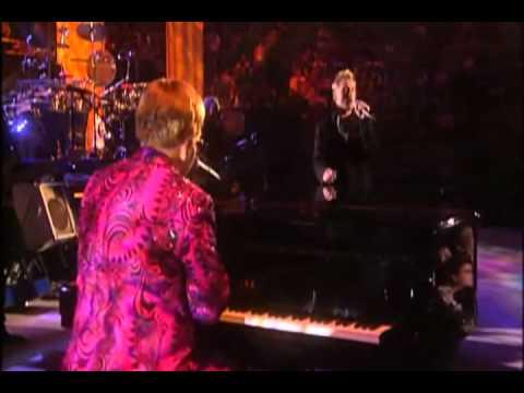 Your Song   Elton John wiht Ronan Keating