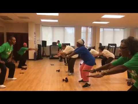 Go4Life Month Facebook Live Strength Training Class