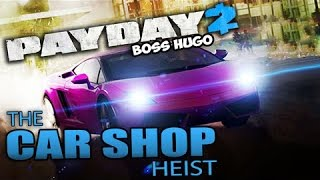 PAYDAY 2 - AUTO SHOW OVERKILL SOLO STEALTH