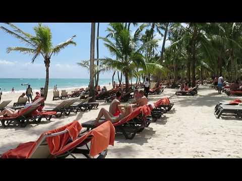 After Irma hurricane ,Occidental hotel Punta Cana, Dominican Repuplic