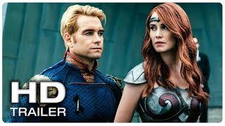 THE BOYS Final Trailer Official (NEW 2019) Amazon Prime Superhero Series HD