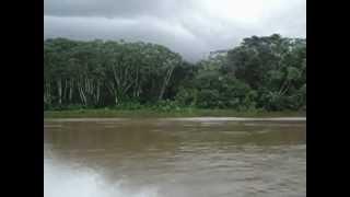 Imagenes del Río Putumayo - Colombia