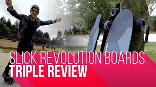 Slick Revolution | Triple eBoard Review