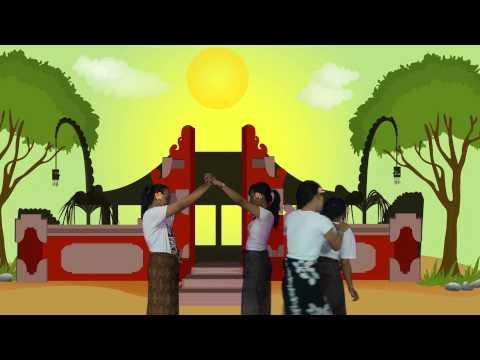 Nanoe Biroe - Wayan Jani (unofficial music video)