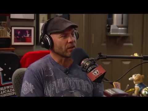 Randy Couture talks about his relationship with Dana White 07172015