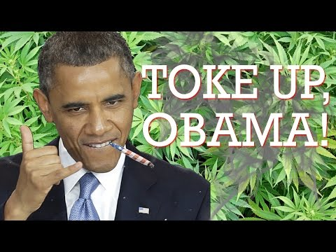 Toke Up, Obama! | Jesse Ventura Off The Grid - Ora TV