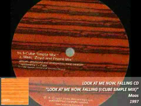 Maas / Look At Me Now, Falling (simple mix) / 1997