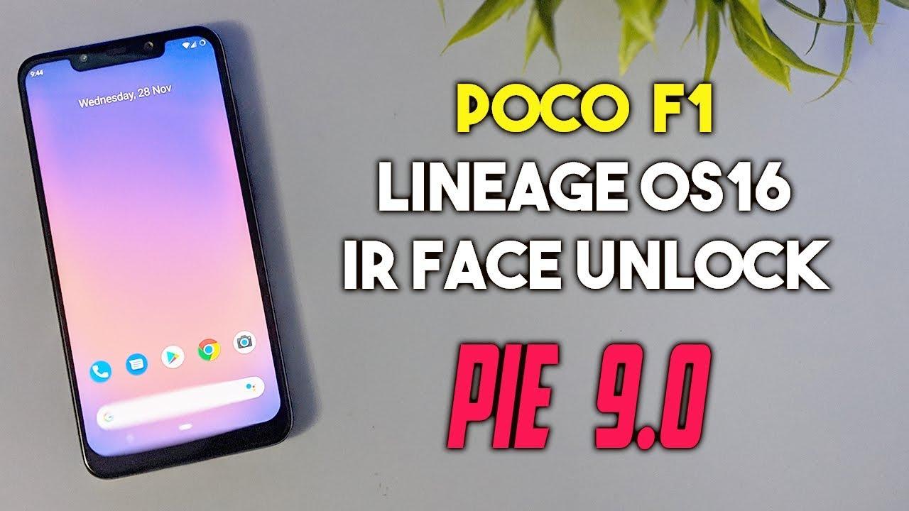 LineageOS 16 0 Pixel 3 Android Pie on POCO F1 | POCOPHONE F1