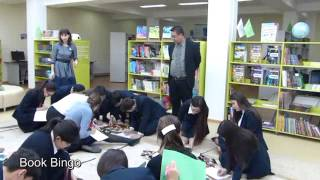 English @ the Library ''Reading with Pleasure'' (open lesson)