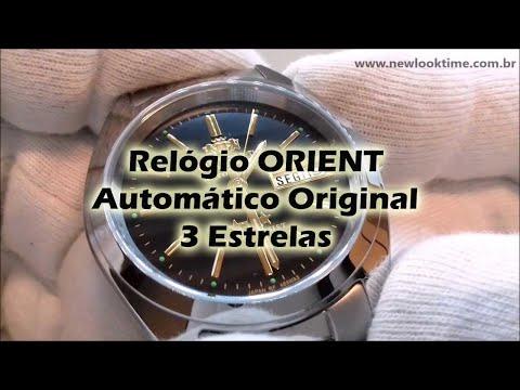 Relógio Orient Automático 469WA3 P1SX - NLtime Relógios