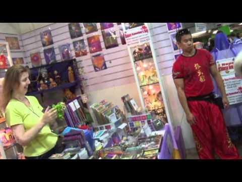 Awakening Lotus @ Paddy's Markets, Australia, Chinese New Year