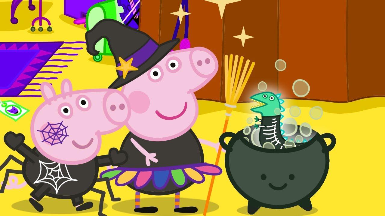 Peppa Pig Português Brasil | Compilation HD | Desenhos Animados