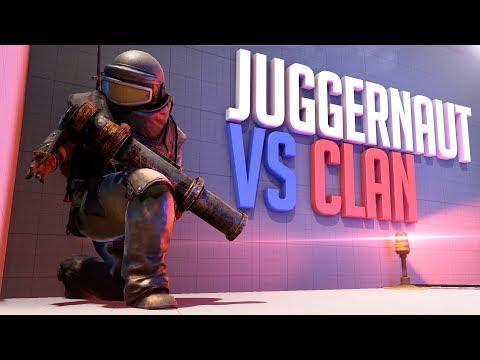 The JUGGERNAUT RAIDER who RUINED a CLAN - Rust thumbnail