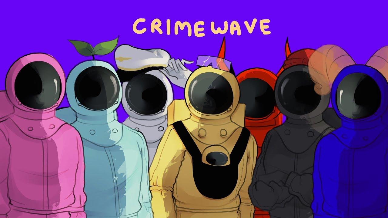 Crimewave  Among us animation meme 