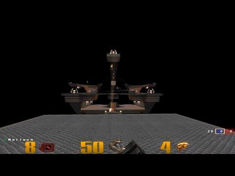 Quake III Arena - Walkthrough - Nightmare - Tier 6 |