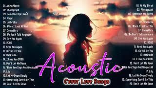 ベストイングリッシュアコースティックラブソング2021-ポピュラーソングのグレイテストヒッツバラードアコースティックギターカバー 柔らかくて深い英語の歌 (05)