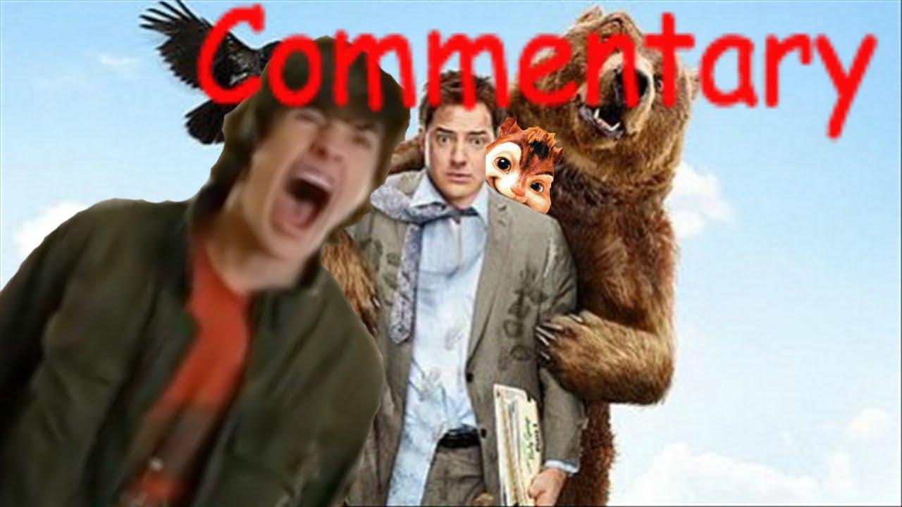 Furry Vengeance Commentary