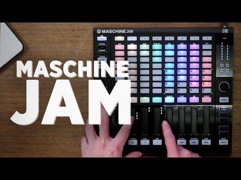 Maschine Jam: Full Controller Walkthrough