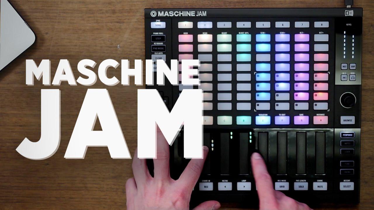 Maschine Jam: Full Controller Walkthrough #1