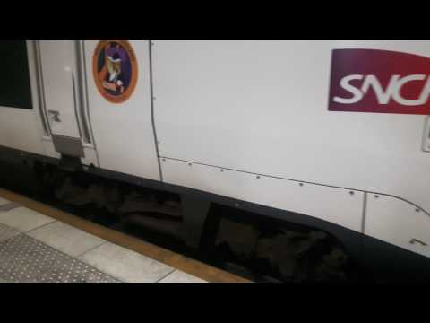 TGV Duplex Carmillon um Lille Europe TGV destination Paris Nord