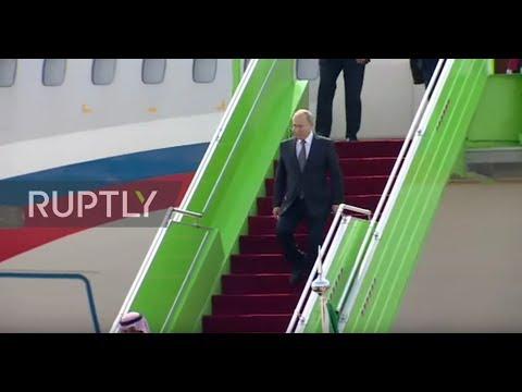Saudi Arabia: Putin