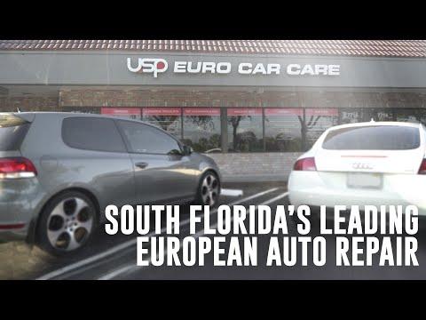 USP Euro Care Care | South Florida European Auto Repair
